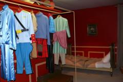 Sur les traces de Tintin au château de Moulinsart