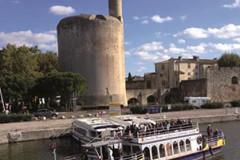 La Camargue en bateau au départ d'Aigues-Mortes