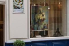 Visite des galeries d'artistes