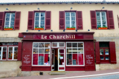 Restaurant Le Churchill