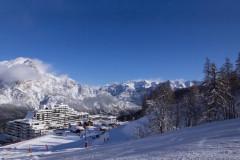 Skier au Puy-Saint-Vincent