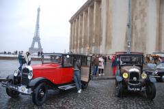 La 19e Traversée de Paris en Anciennes propose un parcours plein de bulles sans modération