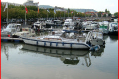 Port de plaisance de Nancy