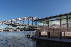 Off Paris Seine : le premier hôtel flottant à Paris