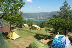 Camping de l'Aigle