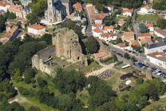 Château de Talmont-Saint-Hilaire