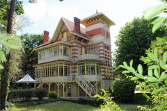 Patrimoine architectural de la Ville d'Hiver