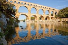 Randonnées autour du Pont du Gard