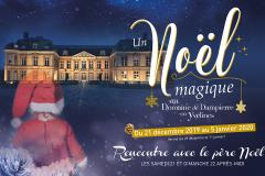 Un Noël magique au Domaine de Dampierre-en-Yvelines