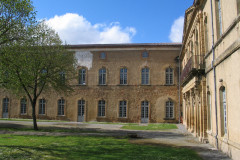 Abbaye Saint-Sever-de-Rustan