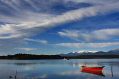 La réserve naturelle de l'étang de Biguglia