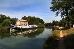 Le canal de Montech