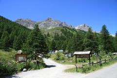 Camping municipal de Fontcouverte