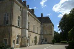Le château de Germolles, palais des ducs de Bourgogne