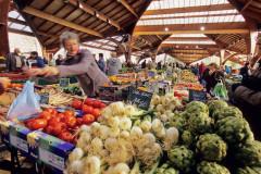 Le marché Georges Brassens