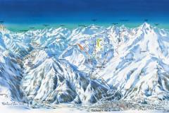 Domaines skiables de Cauterets