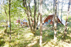 Camping Huttopia Lanmary
