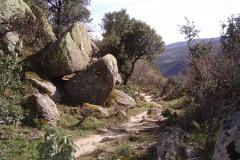 Sentier muletier Xixa