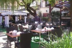 Le restaurant de la Haute-ville