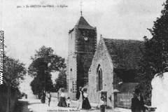 L'église des Pins