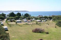 Camping plage de Trez Rouz