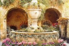 Les fontaines de Vence
