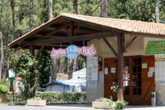 Camping d'Albret Plage