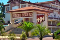 Les maisons de style basco-landais