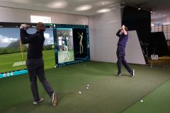 Venez jouer au Golf à Paris, en Indoor, chez Golf en Ville