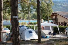 camping municipal de la Clapière