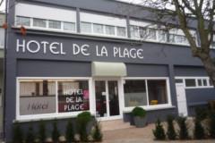 HÔTEL DE LA PLAGE,