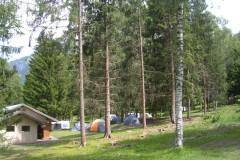 Camping Municipal le Chevelu
