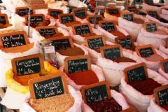 Marché provençal de Cavalaire