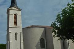 Saint-Clément et son phare