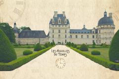 Jeu de piste au Château de Valençay