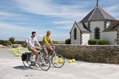 Vélo sur la presqu'île de Rhuys