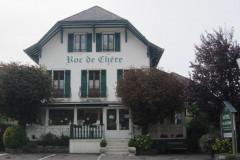 Hôtel le Roc de Chère