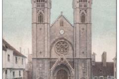 La cathédrale Saint-Vincent et le centre historique de Châlon-sur-Saône