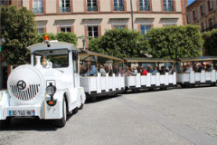 Le petit train d'Albi