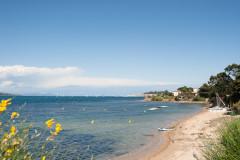 Les plages de Saint-Tropez