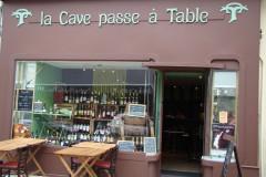 La Cave Passe à Table