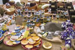 Marché provençal de Biot