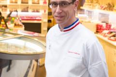 Gérard Cabiron, glacier-chocolatier