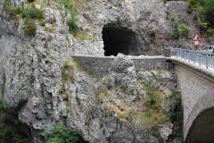 la route des gorges de la Bourne