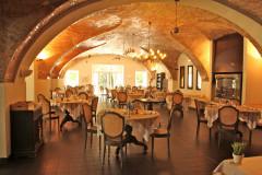 restaurant du Château de la Robeyère