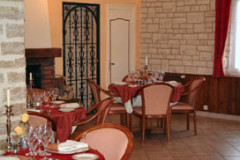 Restaurant Chez Franck et Francine - SAINT-PRIX