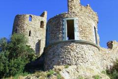 Château médiéval de Grimaud