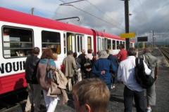 Train touristique du pays Cathare et du Fenouillèdes