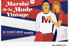 Le Marché de la Mode Vintage - Annecy