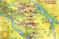 La Route Jacques Cœur dans le Berry
